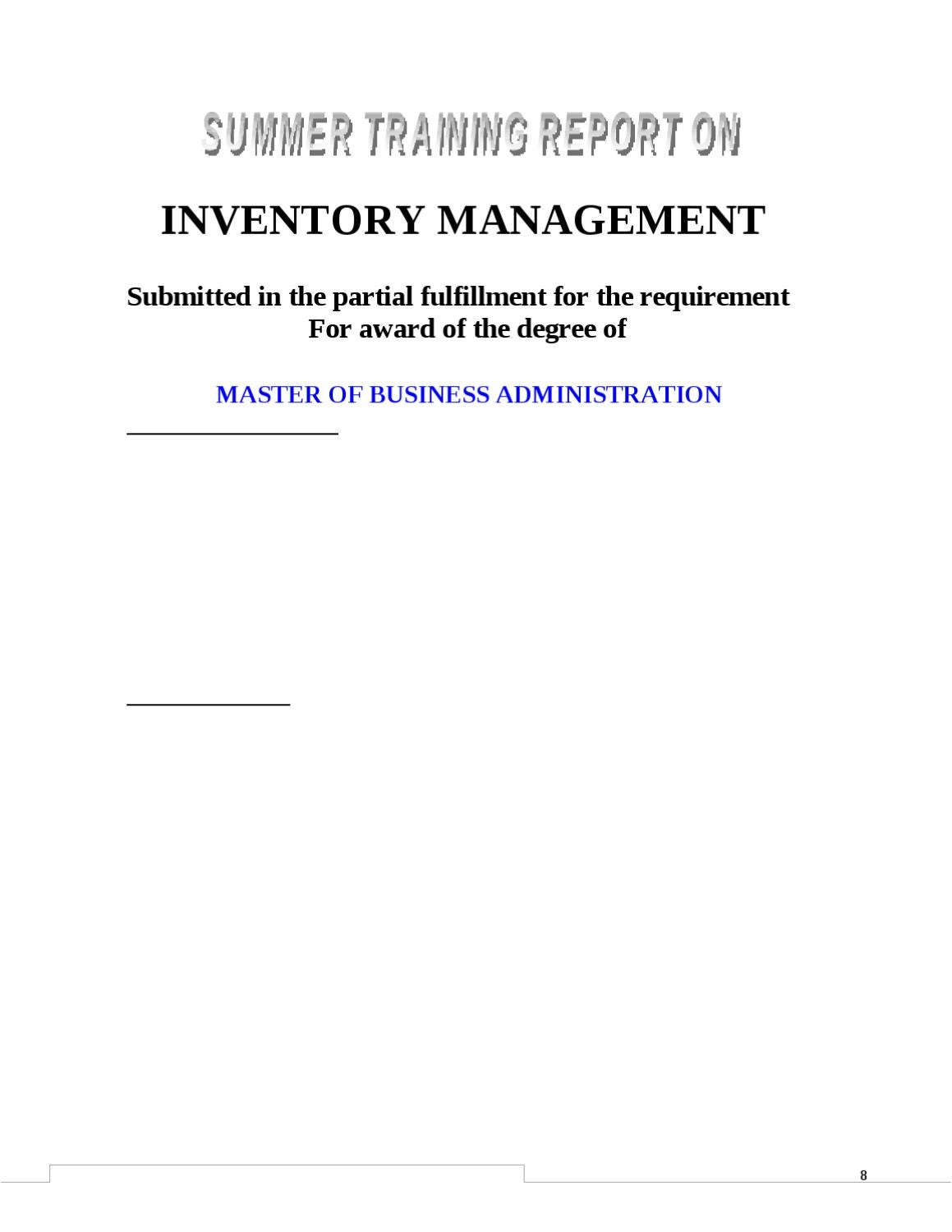 centralized inventory system essay Deliver the tools it needed to manage its inventory in the new centralized system  it reorganized its inventory management system,  case study: domino's pizza.