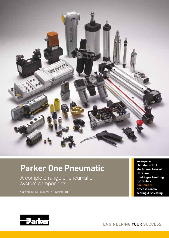 Parker Hannifin Pneumatic Catalogue By Asesor 237 A Mangueras