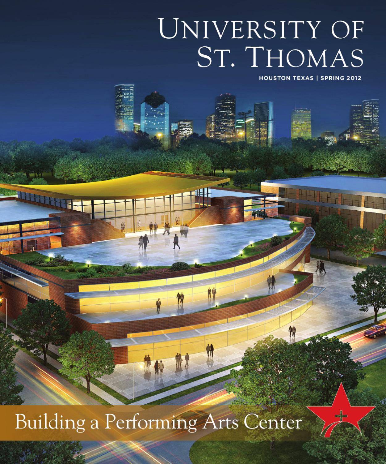 Ust Magazine Spring 2012 By University Of St Thomas Issuu