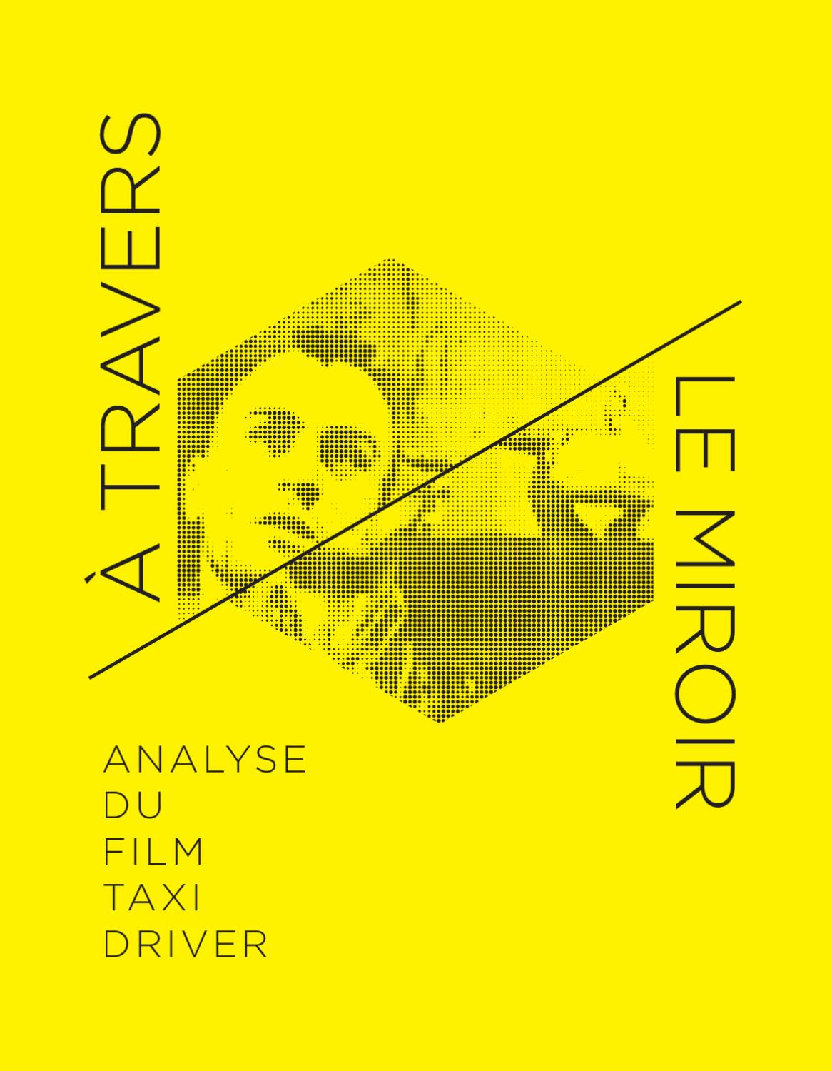 A travers le miroir analyse du film taxi driver by for A travers le miroir