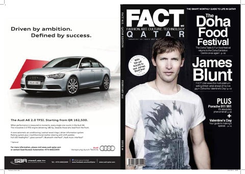 FACT Magazine Qatar February 2012