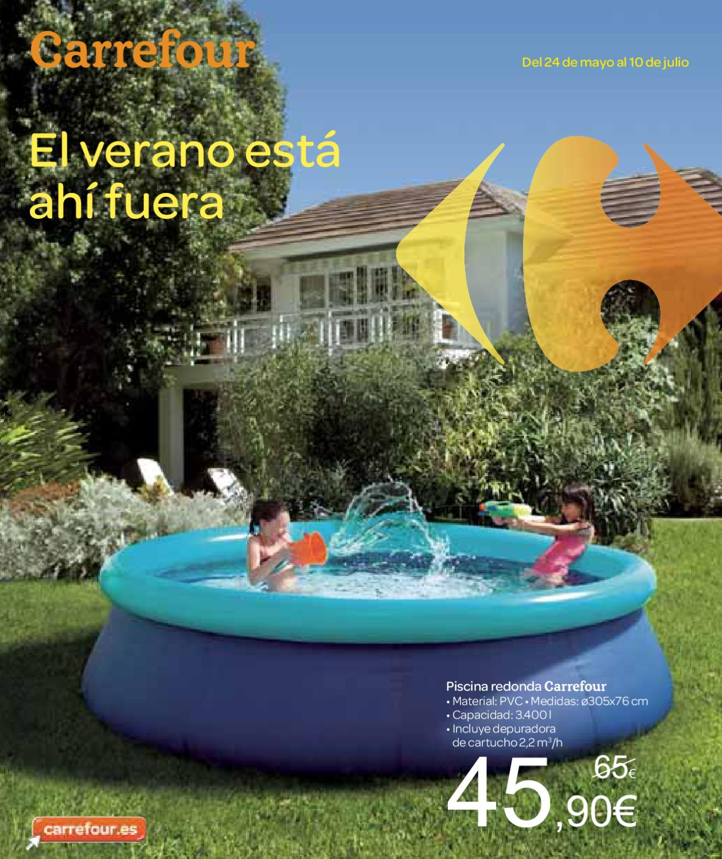 Cat logo carrefour online de ofertas y precios de piscinas for Piscinas online ofertas