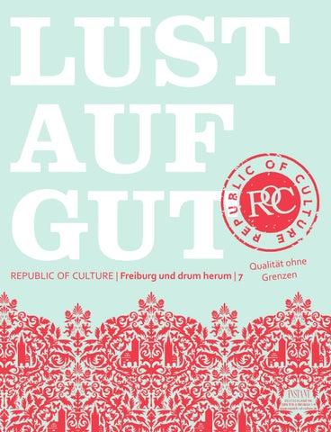 LUST AUF GUT Magazin | Freiburg Nr. 7