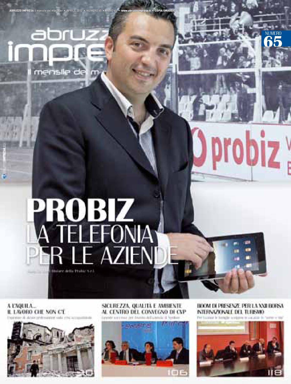 Aprile 2012 by Abruzzo Impresa - issuu