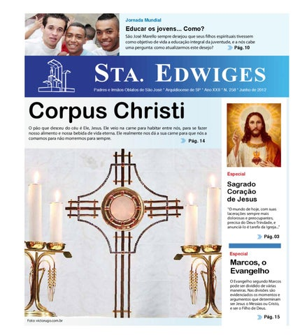 [Jornal Sta. Edwiges (Junho/2012)]