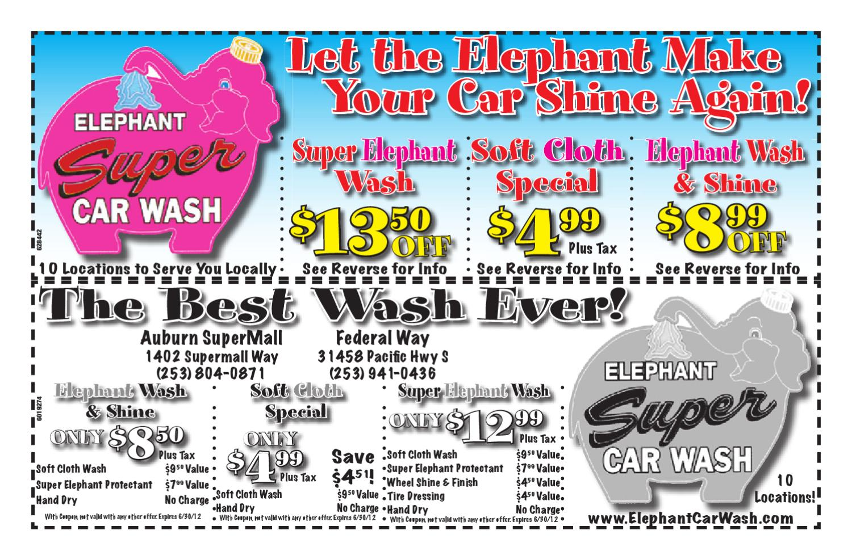 Autosheen car wash coupons