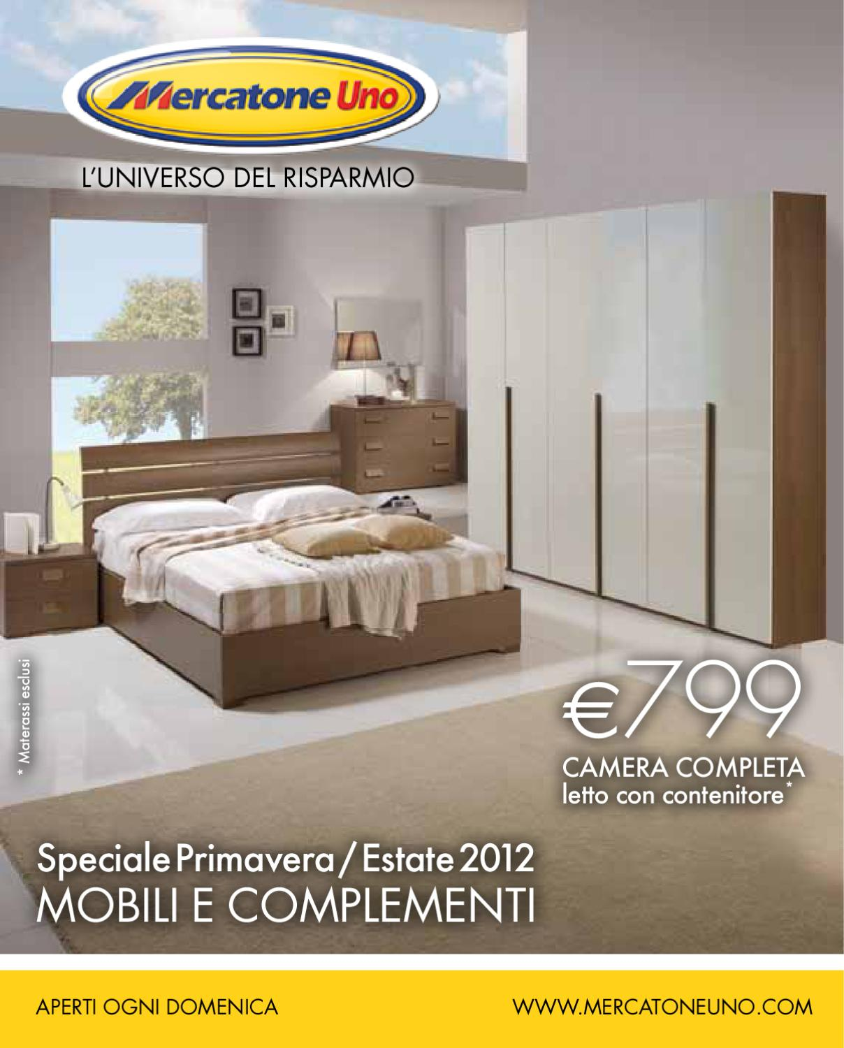 Mercatone Uno Catalogo Primavera/Estate 2012 by CatalogoPromozioni ...