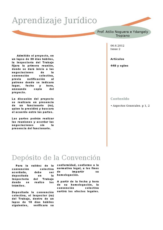 Convencion colectiva sector privado by ydangely tropiano for Validez acuerdo privado clausula suelo