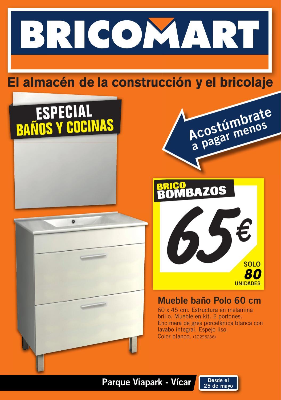 Bricomart bricobombazos junio 2012 by issuu - Encimera cocina bricomart ...