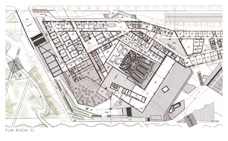 carnet de plans et images de la philharmonie de paris by philharmonie de paris page 34 issuu. Black Bedroom Furniture Sets. Home Design Ideas