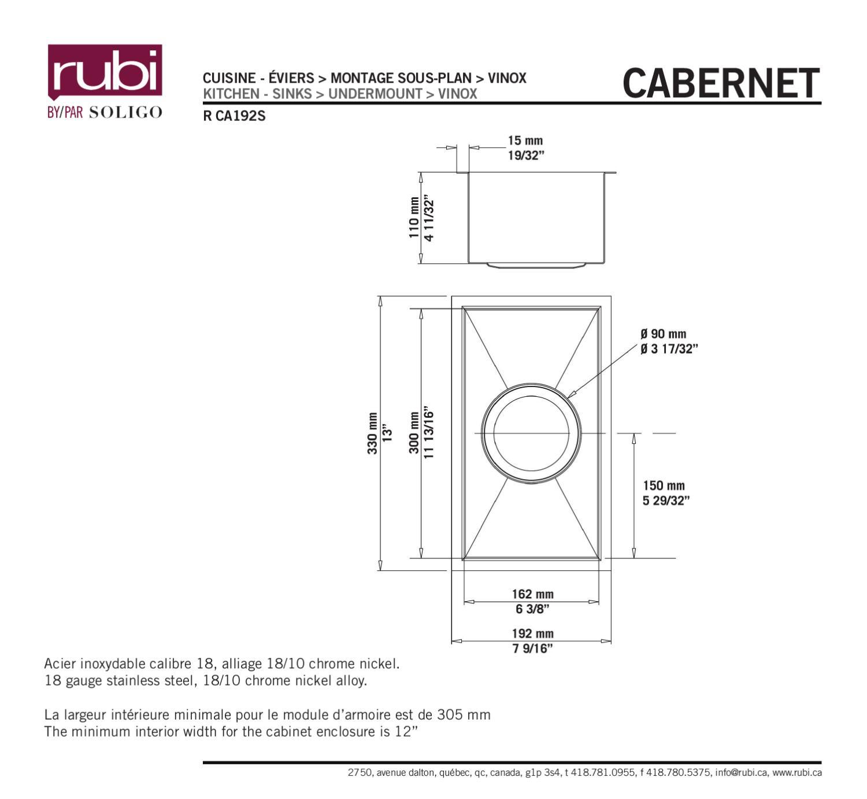 Spec rca192s by rubi soligo 2 issuu for Spec home business plan