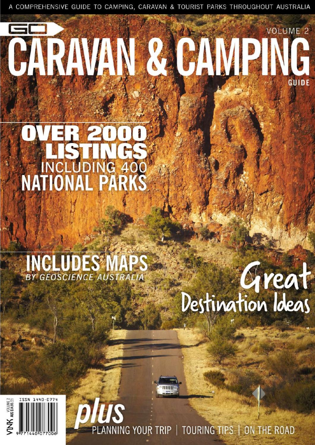 Go Caravan And Camping Guide 2012 By Vink Publishing Issuu
