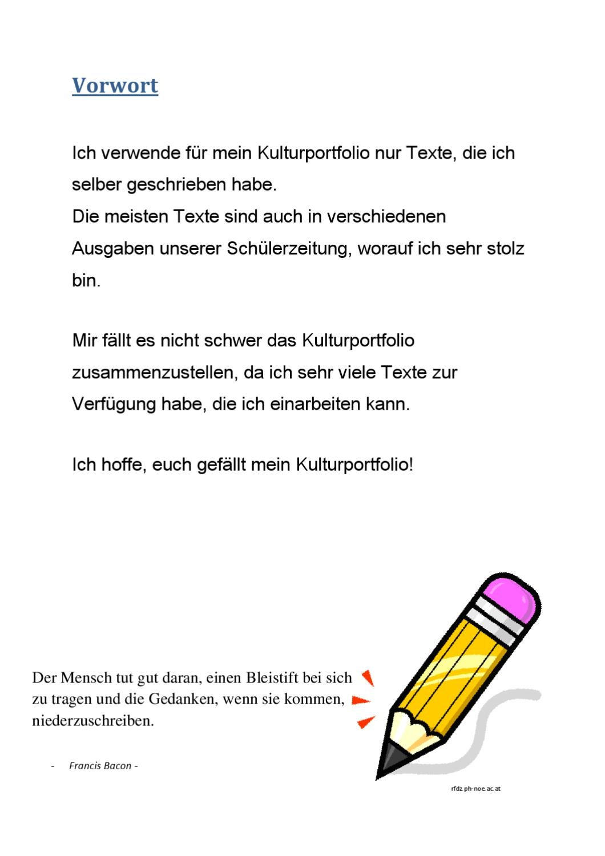 cover letter für kulturportfolio
