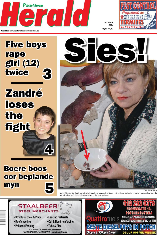 Potchefstroom herald 8 junie 2012 by potchefstroomherald   issuu