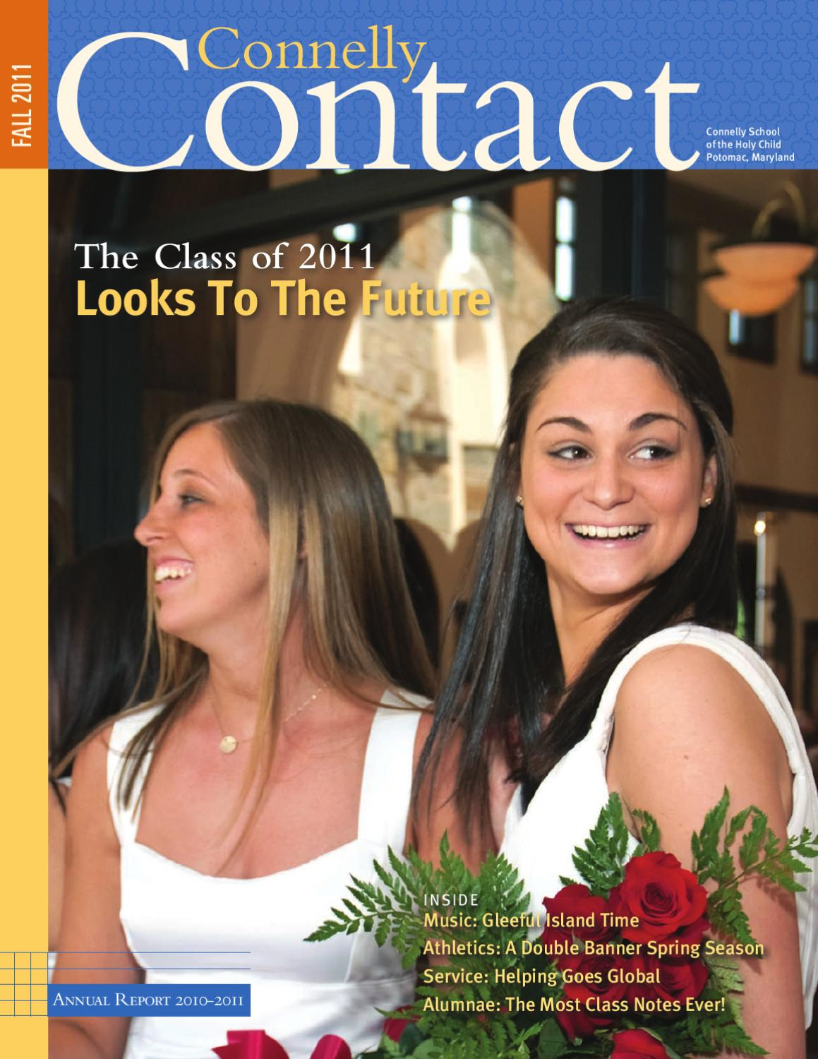 magazine by connelly school of the holy child issuu