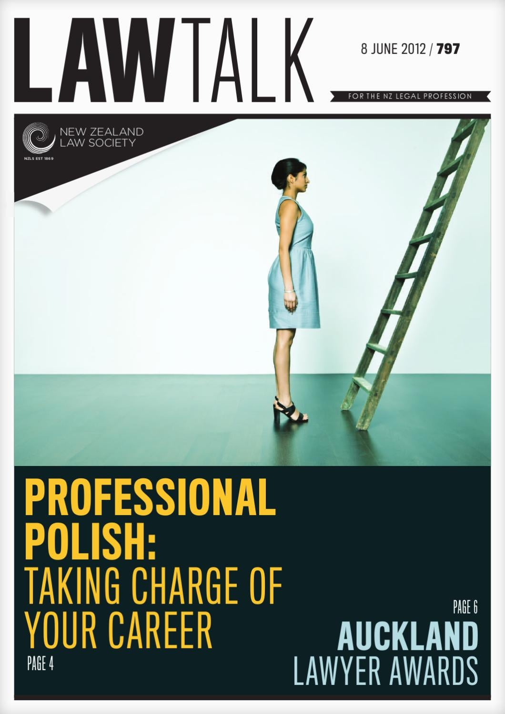 LawTalk Issue     by NZ Law Society   issuu