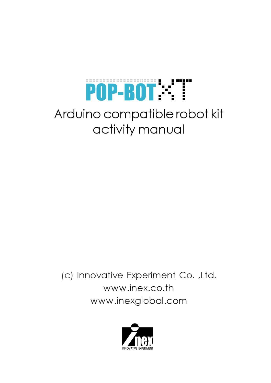 Wireless Joystick kit by Innovative Experiment Co,Ltd