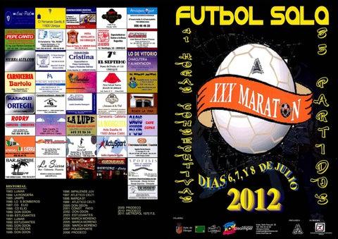 XXX Maratón de Fútbol Sala de Ubrique