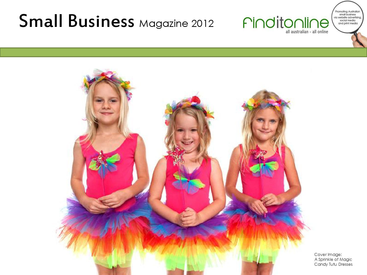 Small Business Magazine 2012 by Find It Online [Published]  issuu