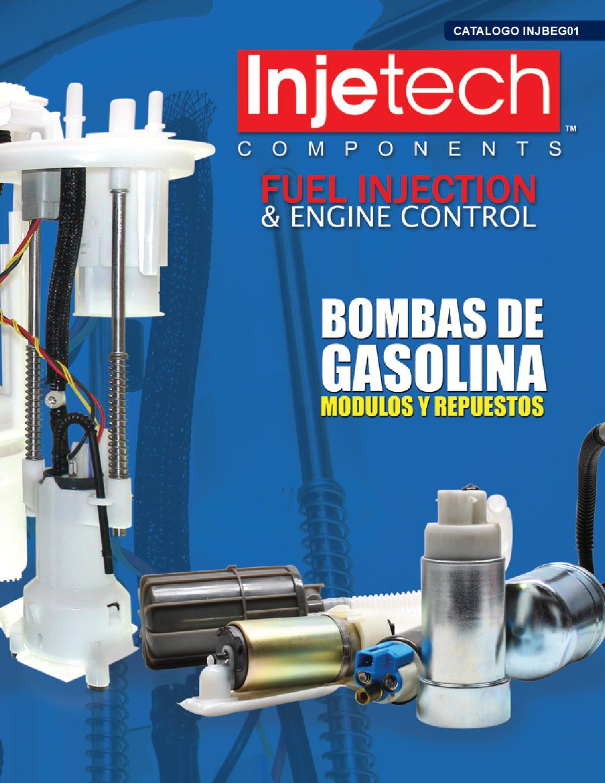 Bombas De Gasolina Injetech By Ciosa Autopartes Issuu