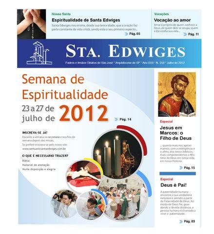 [Jornal Sta. Edwiges (Julho/2012)]