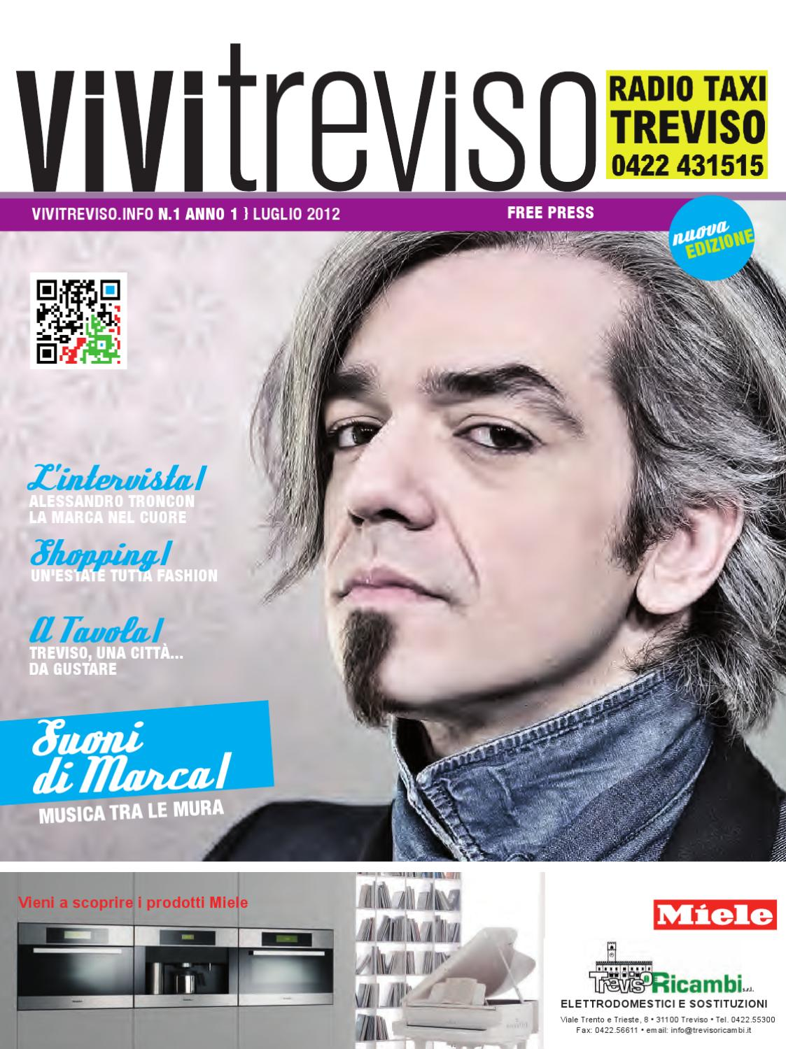 Vivitreviso 02 settembre 2012 by Next Italia - issuu