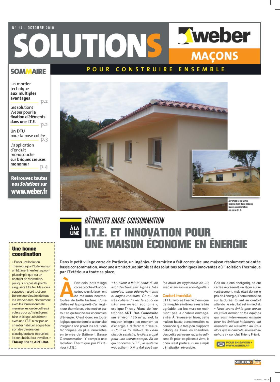solutions 14 m by weber issuu. Black Bedroom Furniture Sets. Home Design Ideas