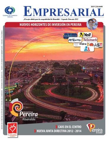 Revista Empresarial 2da Edición 2012