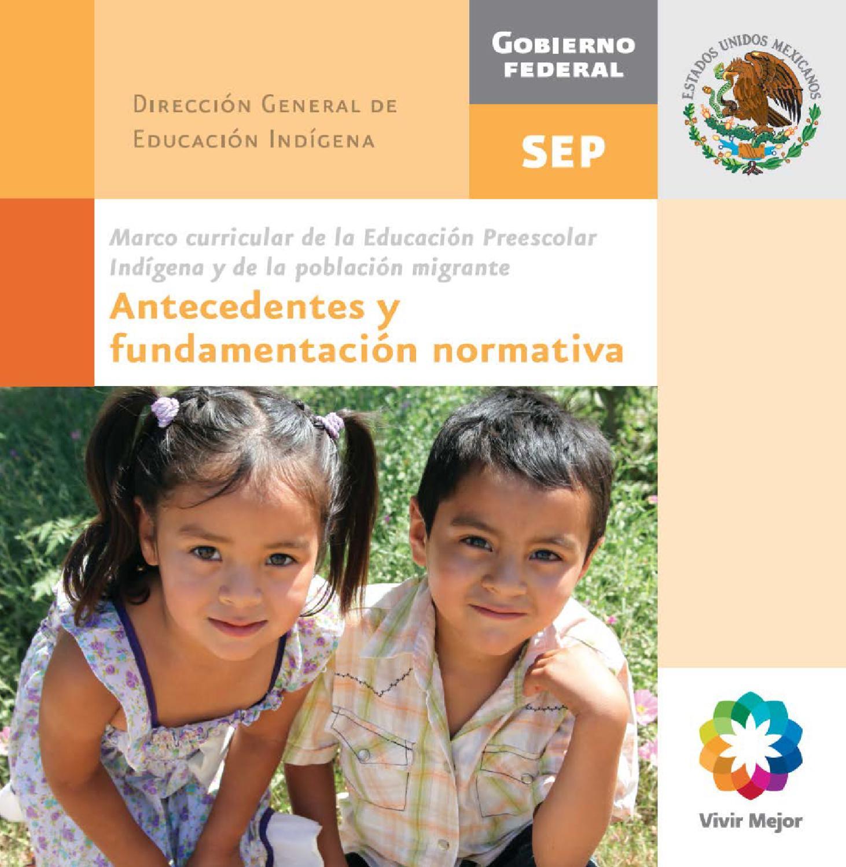 Marco curricular by dgei indigena issuu for Programa curricular de educacion inicial
