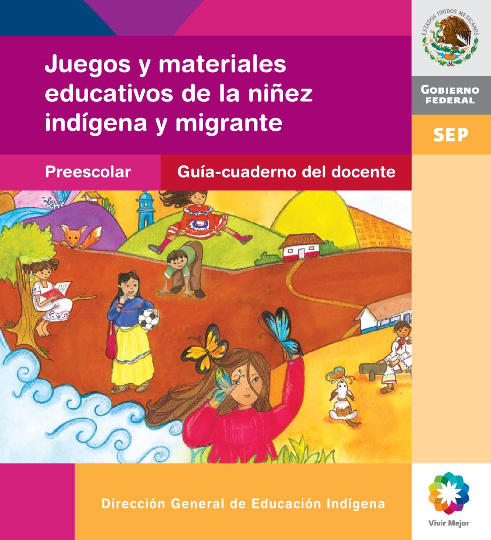 Juego y materiales by DGEI INDIGENA - issuu