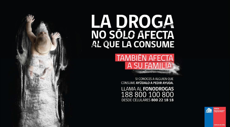 Campa a sobre drogas 2012 by senda drogas y alcohol issuu for Ministerio de consumo
