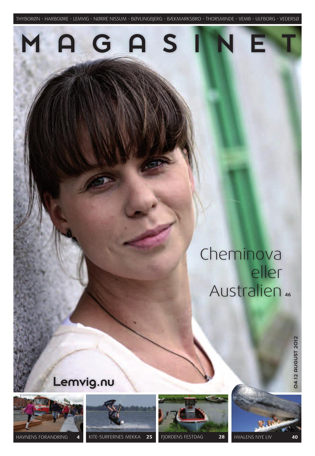 Magasinet Lemvig 0412 August by COMPLOT - issuu