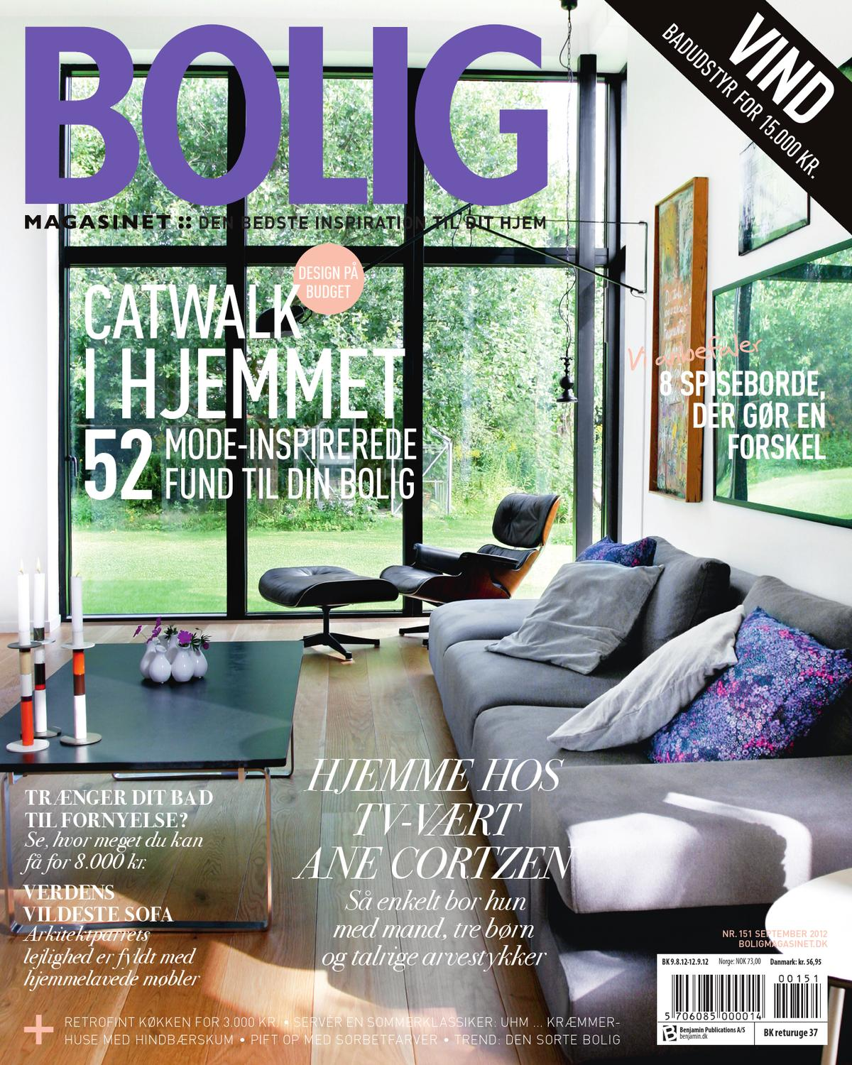 Bolig magasinet nr. 151 by benjamin media   issuu