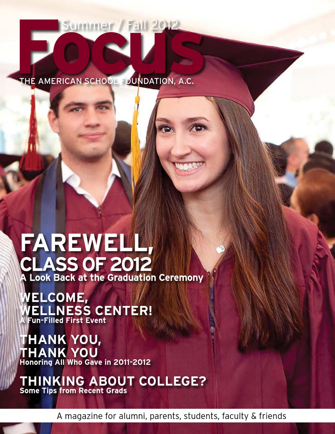 focus spring 2011 by the american school foundation a c issuu