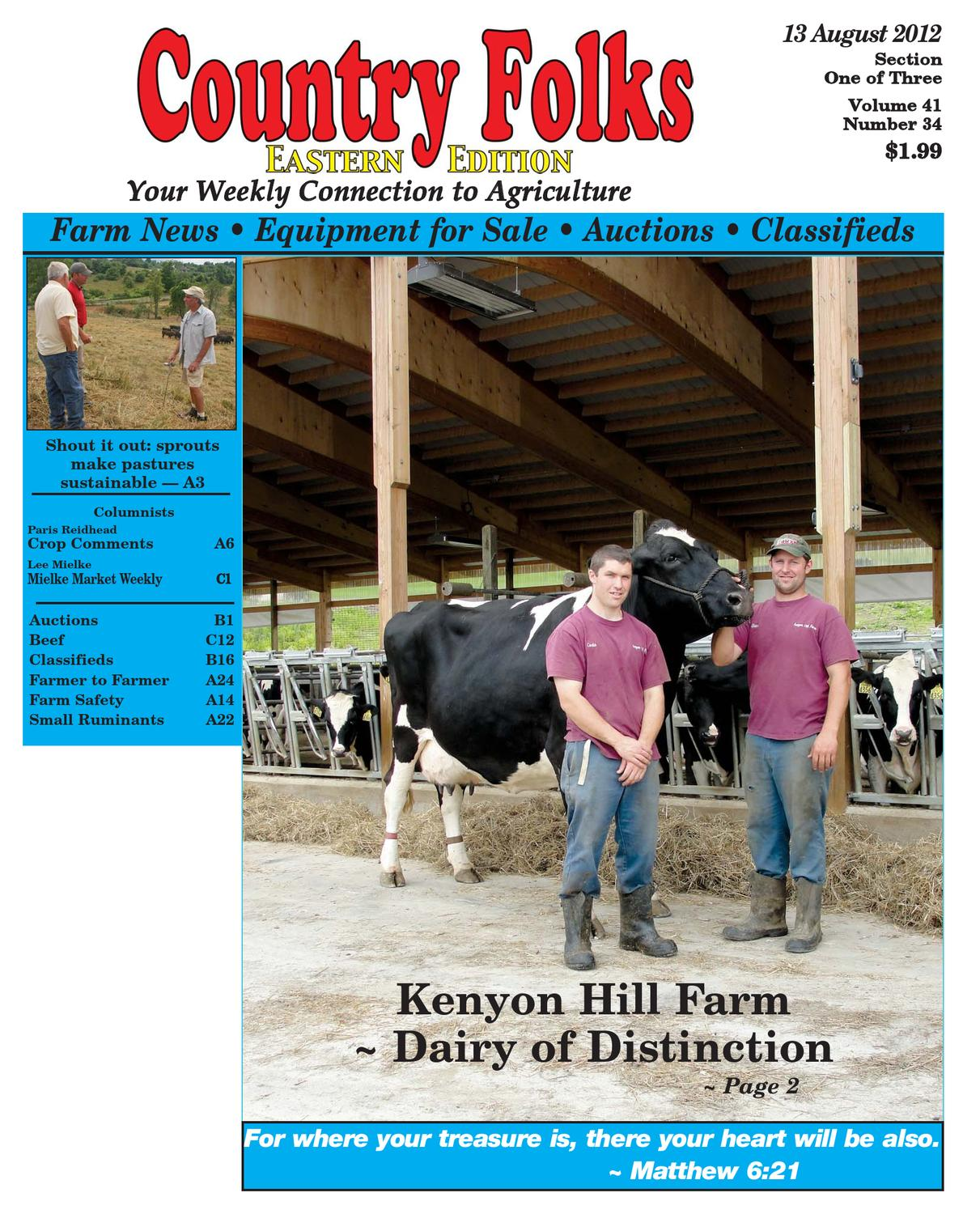 Country Folks West 8612 By Lee Publications Issuu