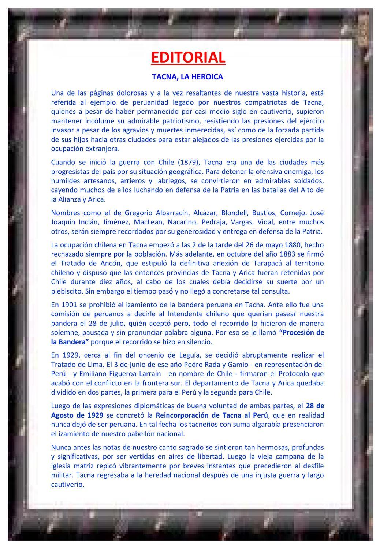 Peri dico mural mes agosto by dante omar panta carranza for Amenidades para periodico mural