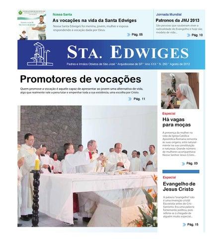 [Jornal Sta. Edwiges (Agosto/2012)]