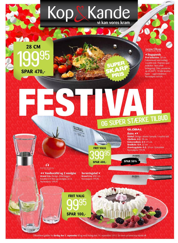 Kop & Kande tilbudsavis uge 36 2012 by Kop & Kande - issuu