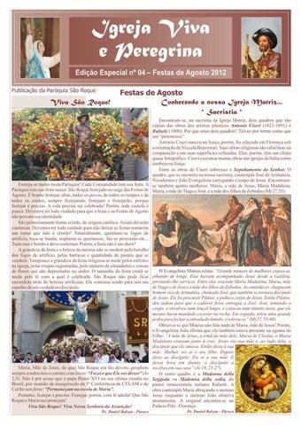 [Igreja Viva e Peregrina – Edição Especial 2012]