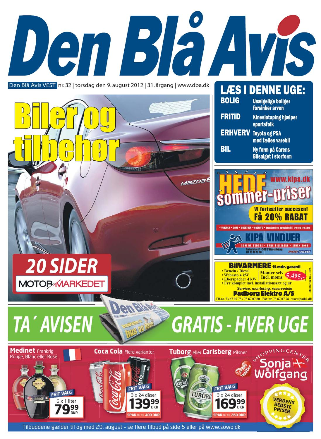 Den Bl 229 Avis Vest 32 2012 By Grafik Dba Issuu