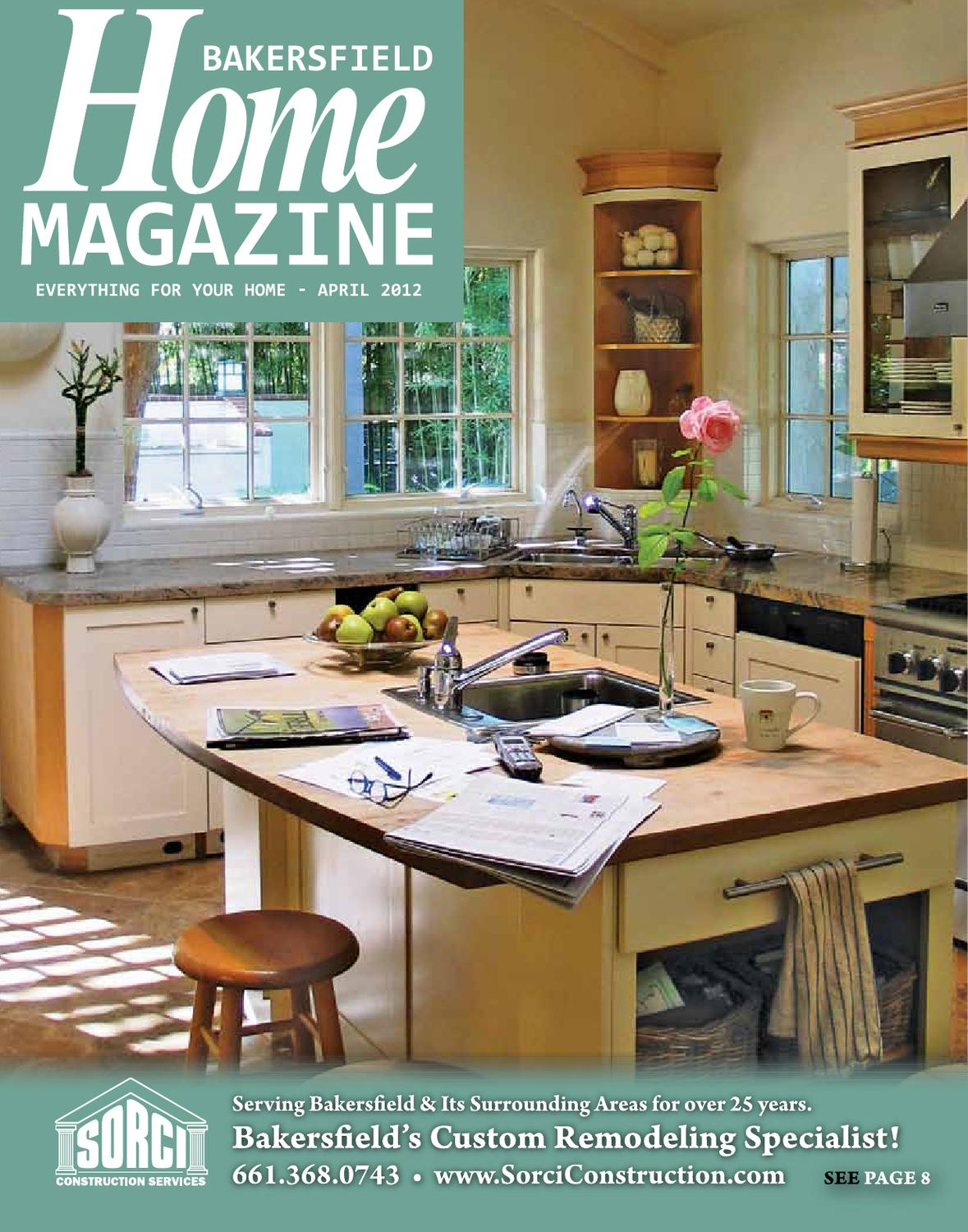 August 2012 Bakersfield Home Magazine By Bakersfield