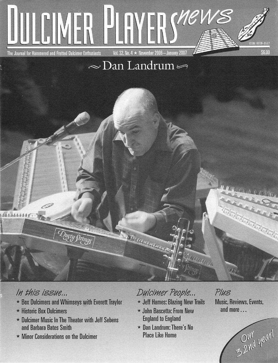 dulcimer players news vol no by dulcimer players 2006 04 dulcimer players news vol 32 no 4 by dulcimer players news inc issuu