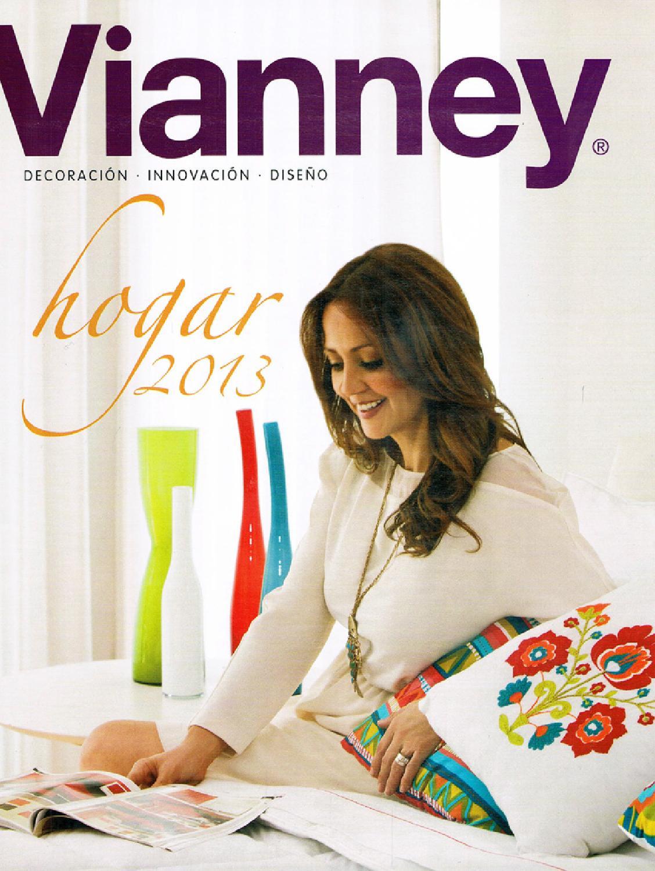 Catalogo Vianney 2013 By Colchas Edredones Y Blancos