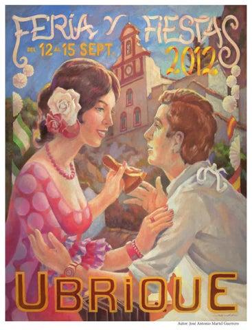 Programa Feria y Fiestas de Ubrique 2012