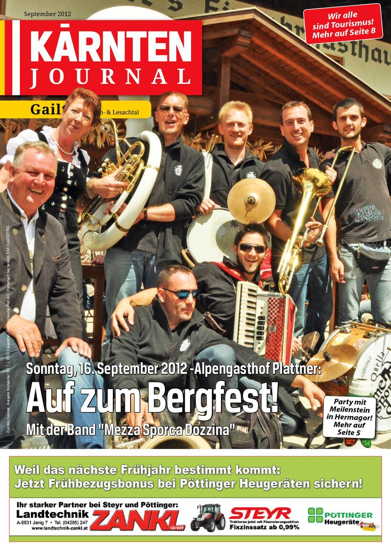 Kärnten Journal Gailtal by webdesign as1 - issuu