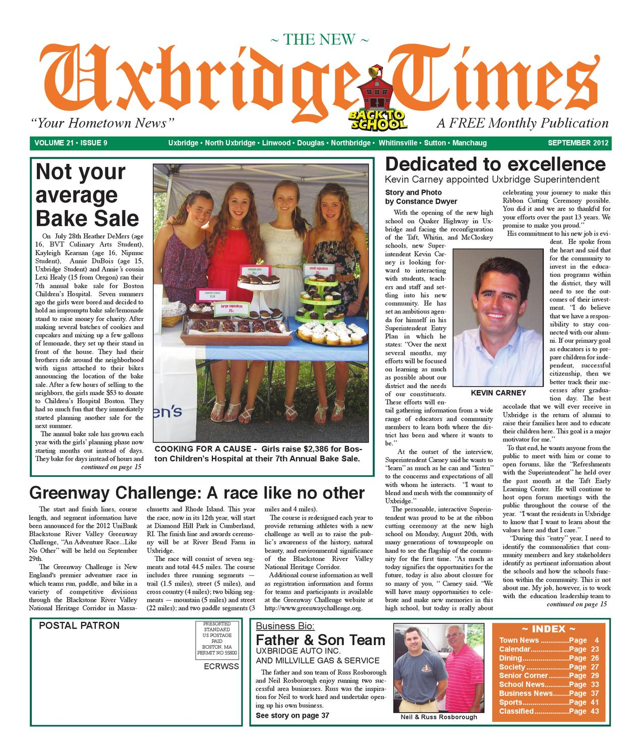 the new uxbridge times jan by the new uxbridge times issuu
