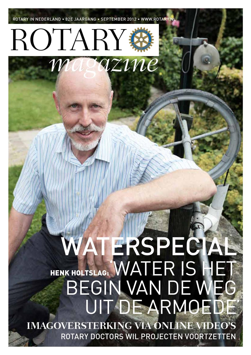 Rotary Magazine april 2012 by Rotary in Nederland - issuu