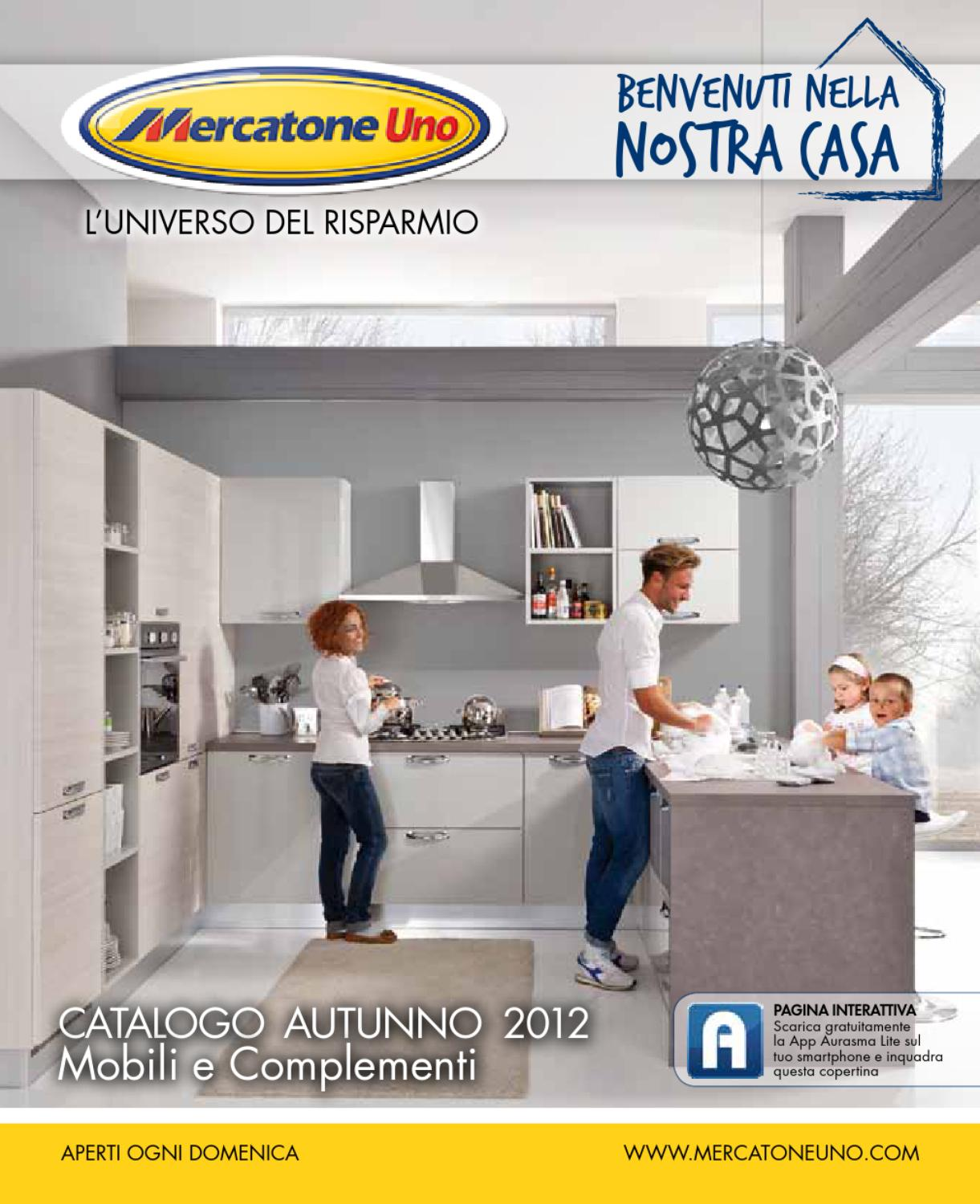 Mercatone uno catalogo autunno 2012 by issuu - Mercatone uno cucine catalogo ...
