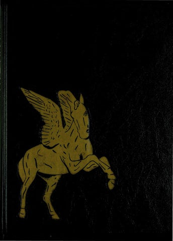 1970 Pegasus Yearbook