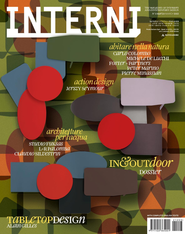 Interni magazine 619   march 2012 by interni magazine   issuu